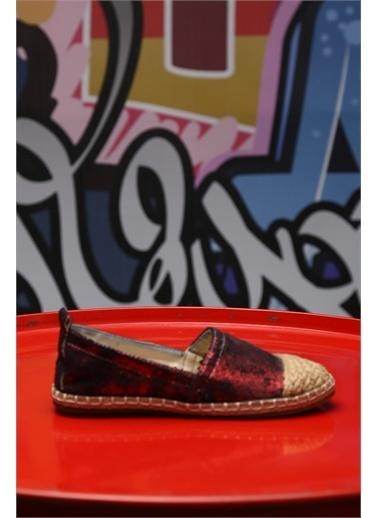 Ayakkabı Modası Babet Bordo